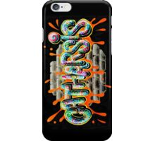 Catharsis [All Black] iPhone Case/Skin