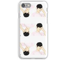 baekhyun exo vector design iPhone Case/Skin