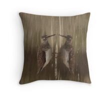 Knocking Yourself? Throw Pillow