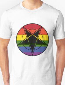 Pentagram Pride [GAY] T-Shirt