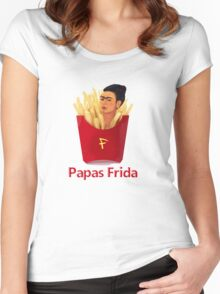 Papas Frida Women's Fitted Scoop T-Shirt