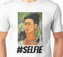 Frida #SELFIE Unisex T-Shirt