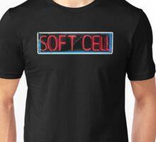 """Soft Cell """"Non-Stop"""" Logo - Original colors Unisex T-Shirt"""