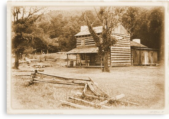 """""""Philip's Place, from the Fence Line""""... prints and products by © Bob Hall"""