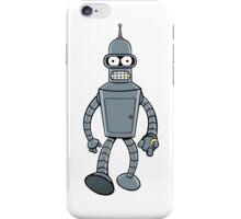 Futurama - Badass Bender is Coming for You iPhone Case/Skin