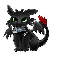 The Cute Dragon by yunuyei