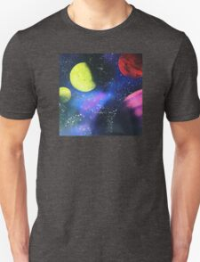 Bold new worlds Unisex T-Shirt