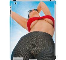 Heavenly Body In The Deep Blue Yonder iPad Case/Skin