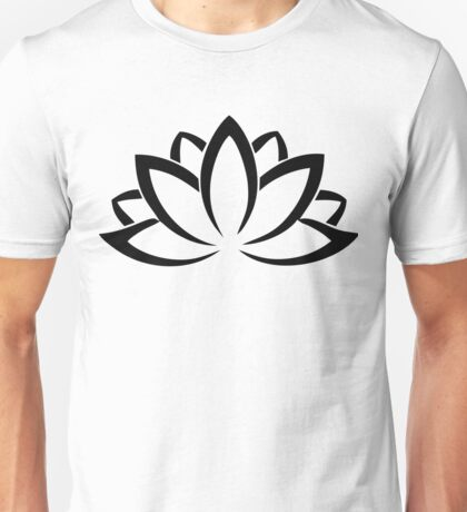 Lotus Flower  Unisex T-Shirt