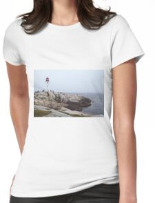 I Will Be Your Guide Womens Fitted T-Shirt