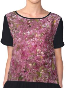 Something for the Pain Women's Chiffon Top