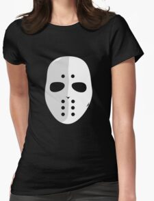 Asap Mask Womens Fitted T-Shirt
