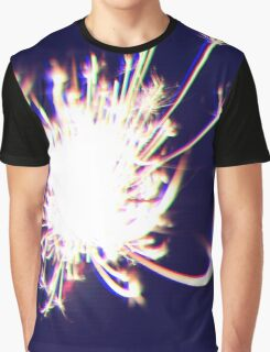Fall Dead- (Non-Distorted Version) Graphic T-Shirt