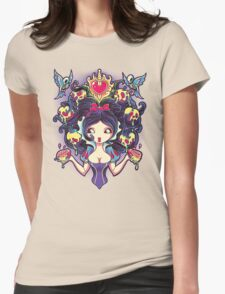 Poisoned Mind Womens Fitted T-Shirt