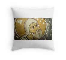 deeply thought. Throw Pillow