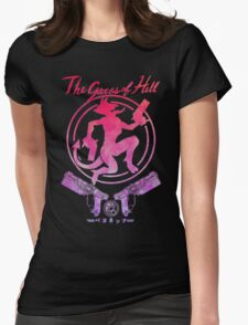 The Gates of Hell Womens Fitted T-Shirt