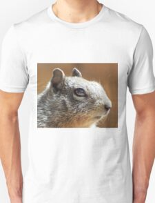 Macro Squirrel Eye T-Shirt