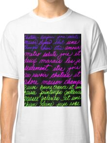 French List Classic T-Shirt