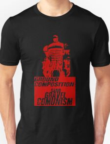 Ground Composition - Red T-Shirt