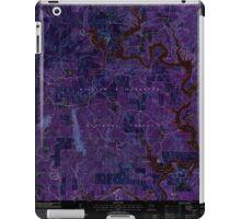 USGS TOPO Map Alabama AL Black Pond 303260 2000 24000 Inverted iPad Case/Skin