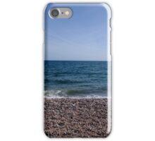 Beach, Seaton iPhone Case/Skin