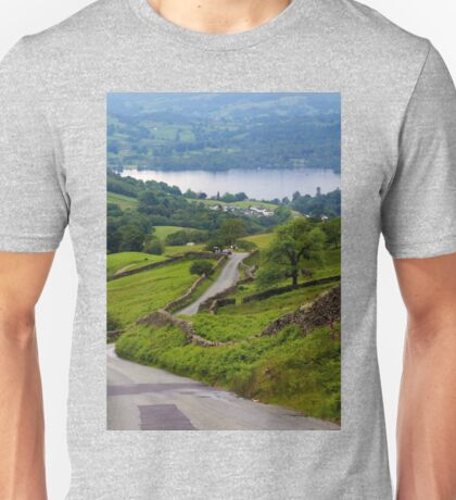 The way to Ambleside Unisex T-Shirt