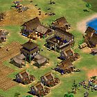 Age of Empires 2 In-Game by darksilly
