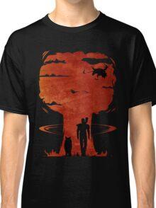 Atomic Warfare - Orange Classic T-Shirt