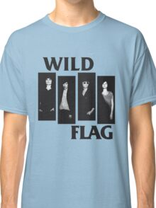 wild flag weiss carrie brownstein Classic T-Shirt