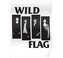 wild flag weiss carrie brownstein Poster