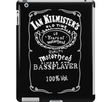 Ian Lemmy Kilmister JD iPad Case/Skin