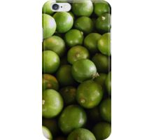 Limes and more limes iPhone Case/Skin