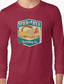 ARRAKIS SAND CASTLE BUILDING COMPANY  Long Sleeve T-Shirt
