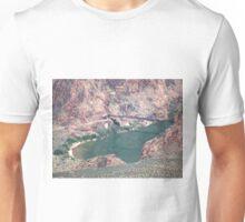 Suspension Bridge over the Colorado River Unisex T-Shirt