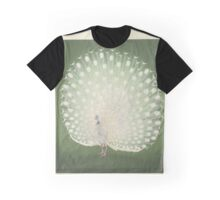 Peacock, Ohara Koson, Watanabe Shôzaburô Graphic T-Shirt