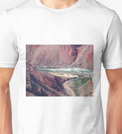 The Force of Water May Astound You Unisex T-Shirt