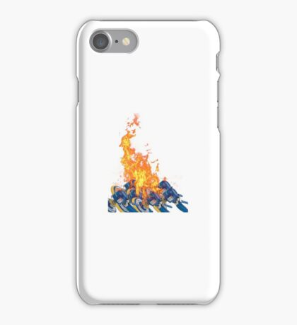 Burny Sanders iPhone Case/Skin