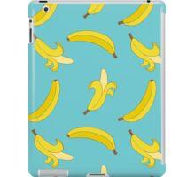 Lovely Cute Banana Pattern iPad Case/Skin