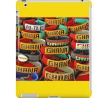 Ghana all the way.. ;-) iPad Case/Skin