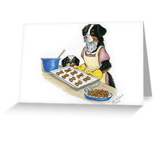 Cookie Time Greeting Card