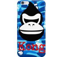 A Barrel Throwing Gorilla iPhone Case/Skin