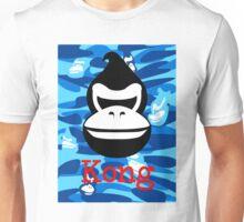 A Barrel Throwing Gorilla Unisex T-Shirt