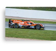 G-Drive Racing No 26 Canvas Print
