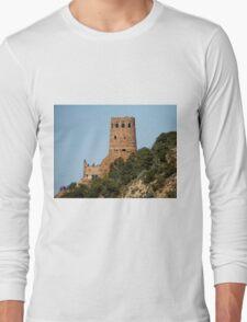 Desert View Watchtower Long Sleeve T-Shirt