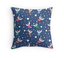 Cute pattern Throw Pillow