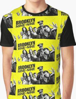 Brooklyn Nine Nine Graphic T-Shirt