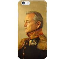 bill murray - replace face iPhone Case/Skin