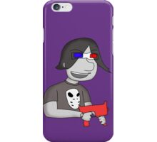Zombies Ate My Brent iPhone Case/Skin