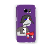 Zombies Ate My Brent Samsung Galaxy Case/Skin