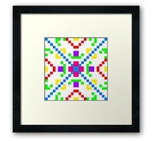 FiestaWare86 Framed Print